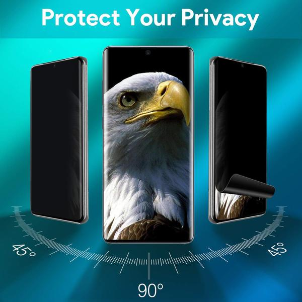 2 st hög kvalitet Nano filmfolie för  Samsung S20 ultra