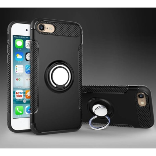 Iphone 7/8  fodral med Roterande ring