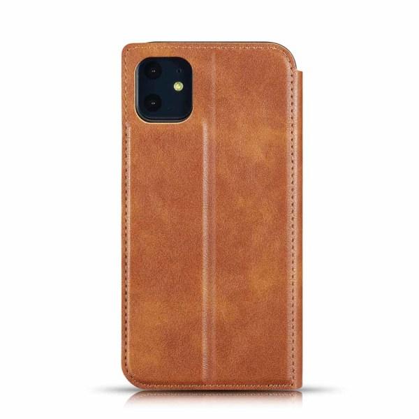 iPhone 11 Pro - Retro Stilrent Plånboksfodral Svart