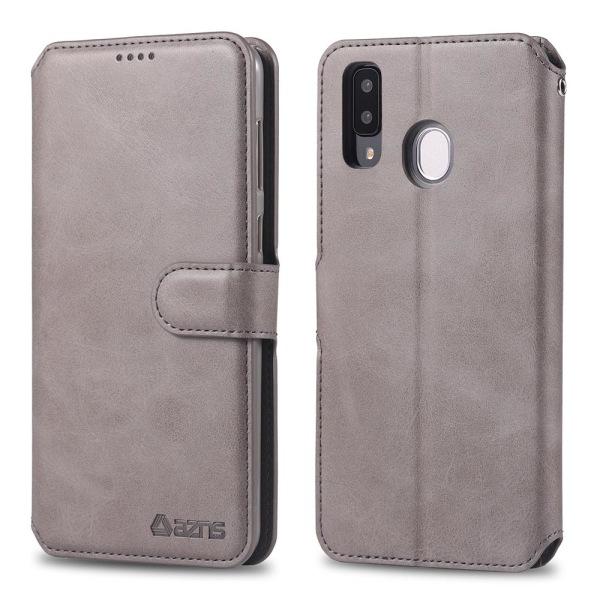 Samsung Galaxy A40 - Stilrent Plånboksfodral Blå