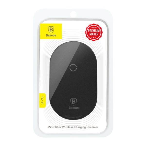 Baseus QI-adapter Micro-USB (Mottagare för trådlös laddning)