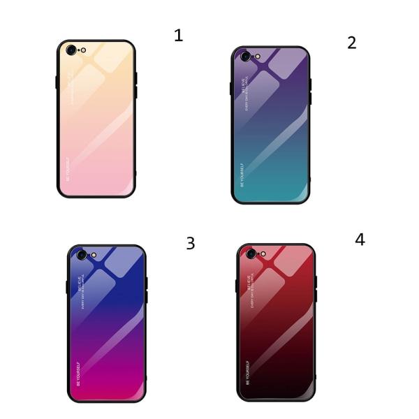 Genomtänkt Stöttåligt Nkobee Skal - iPhone 8 3