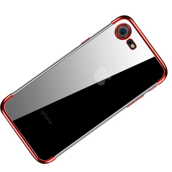 iPhone 7 Silikonskal (BLÅ) Blå