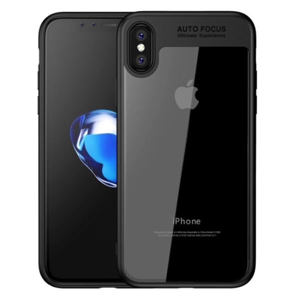 Skyddande Skal AUTO FOCUS för iPhone X/XS (NYHET) Blå