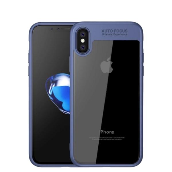 FLOVEMES Skyddsskal till iPhone X/XS Vit