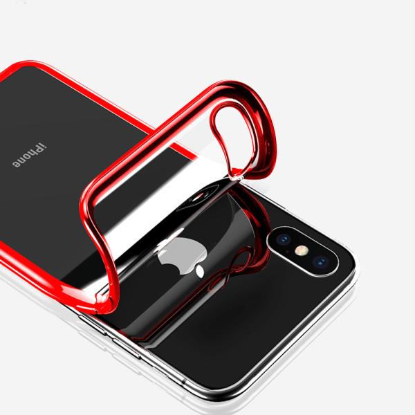 Elegant Skyddsskal till iPhone XS Max Guld