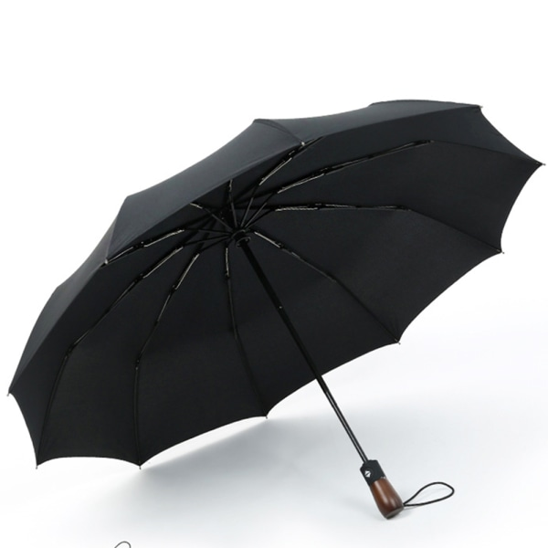 Stilrent Praktiskt Paraply Khaki