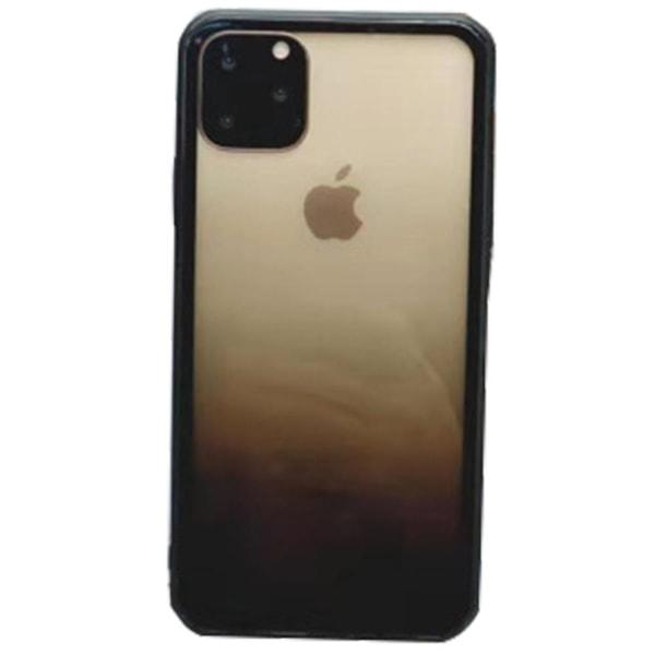 Professionellt Floveme Fade Silikonskal - iPhone 11 Orange