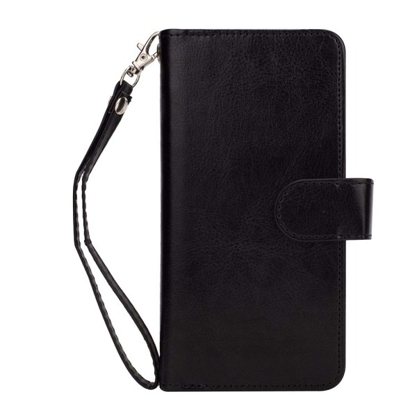 Samsung Galaxy S10 Plus - Plånboksfodral Svart