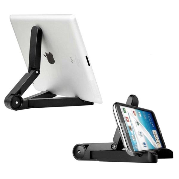 Stativ/Hållare för Mobiler och Surfplattor (Universal) Vit