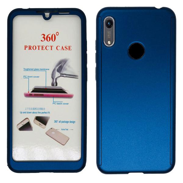 Floveme Dubbelsidigt Skal - Huawei Y6 2019 Roséguld