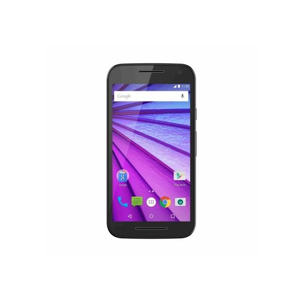 2st Skärmskydd till Motorola Moto G3 + Putsduk Transparent