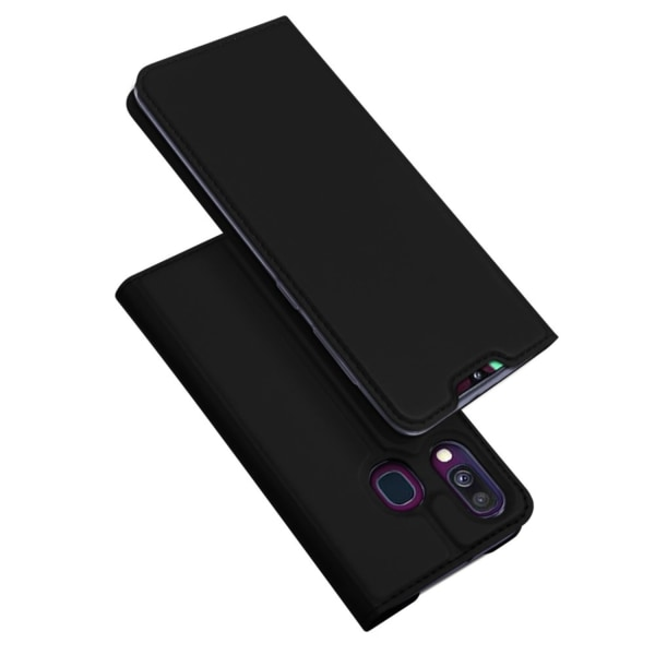 DUX DUCIS Pro Series fodral Samsung Galaxy A40 - Svart Svart