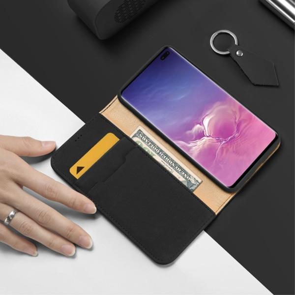 DUX DUCIS Wish Series Fodral Samsung Galaxy S10 Plus - Svart Svart