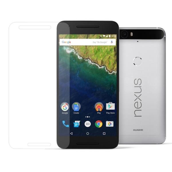 Huawei Nexus 6P Härdat glas 0,3mm Transparent
