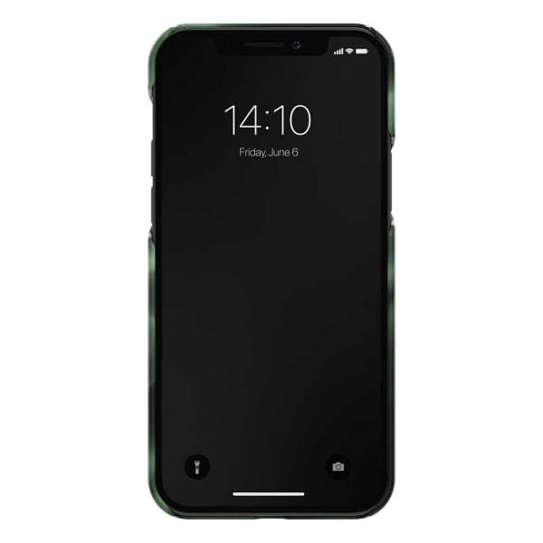 iDeal Of Sweden iPhone 12 / iPhone 12 Pro skal - Emerald Satin Grön