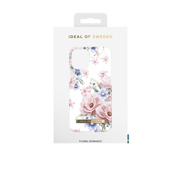 iDeal Of Sweden iPhone 12 / iPhone 12 Pro skal - Floral Romance Rosa