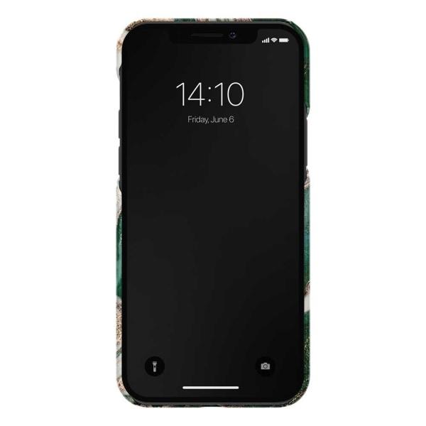 iDeal Of Sweden iPhone 12 / iPhone 12 Pro skal - Golden Jade Mar Grön