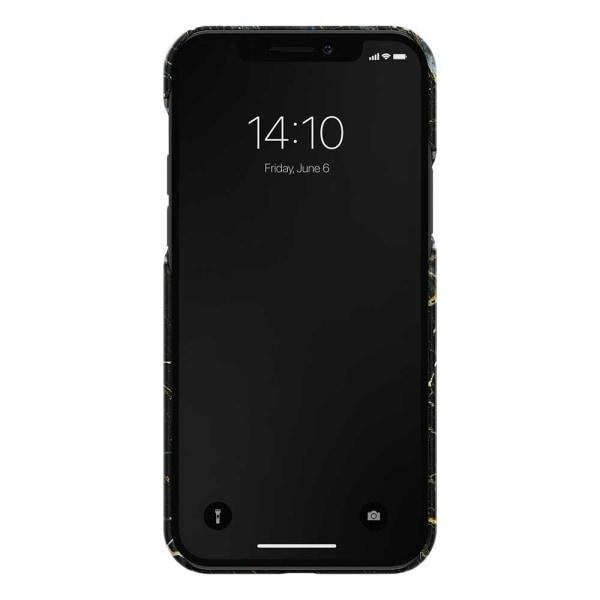iDeal Of Sweden iPhone 12 / iPhone 12 Pro skal - Port Laurent Ma Svart