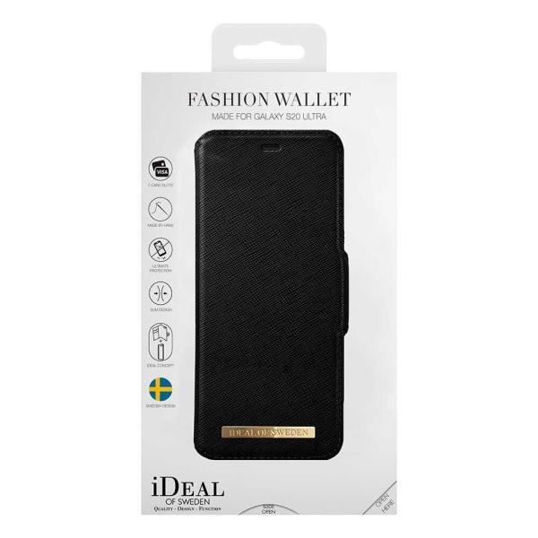 iDeal Of Sweden Samsung Galaxy S20 Ultra Fashion Wallet - Svart Svart