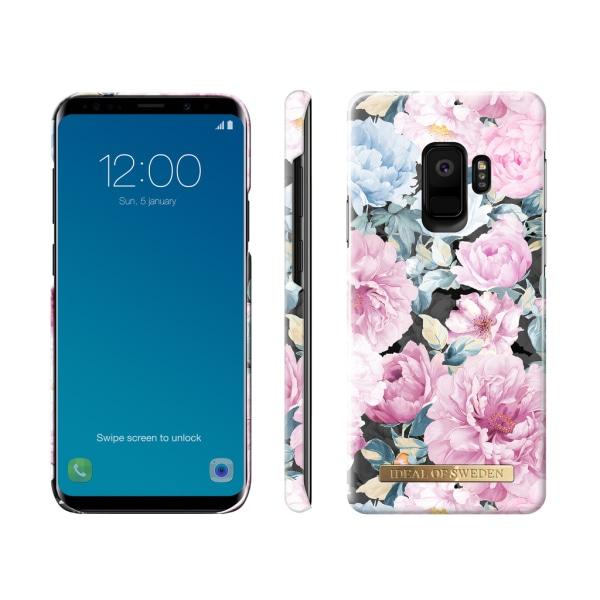 iDeal Of Sweden Samsung Galaxy S9 - Peony Garden multifärg