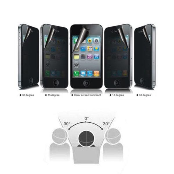 Insynsskydd / Privacy Skärmskydd till Sony Xperia Z2 Transparent