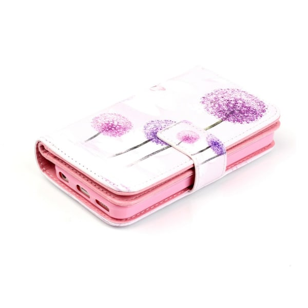 iPhone 5c Fodral 9 Kortplatser Dandelions