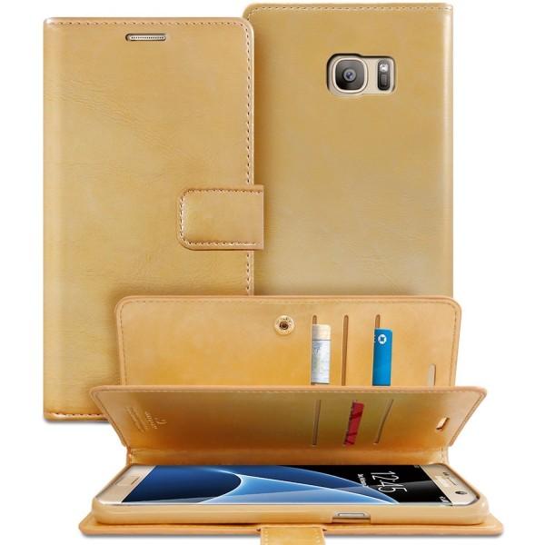 Mercury Goospery Mansoor Samsung Galaxy S6 Edge Plus Guld Guld