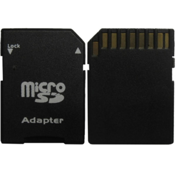 Micro SD/T-Flash Card till SD Adapter