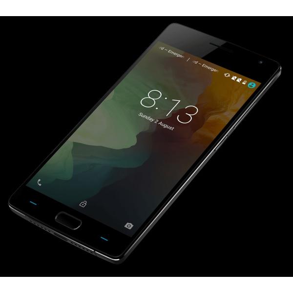 OnePlus Two Skärmskydd x2 med putsduk Transparent