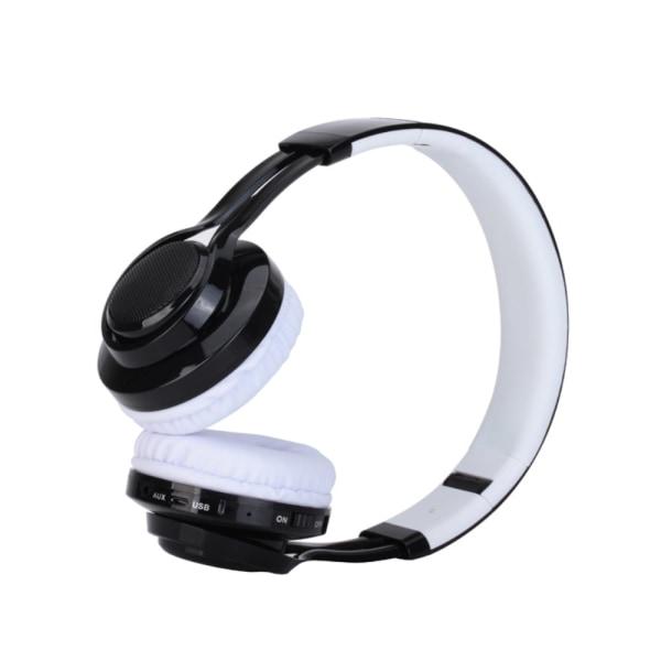 ROMIX LED Bluetooth On-ear Stereo Headphone Svart
