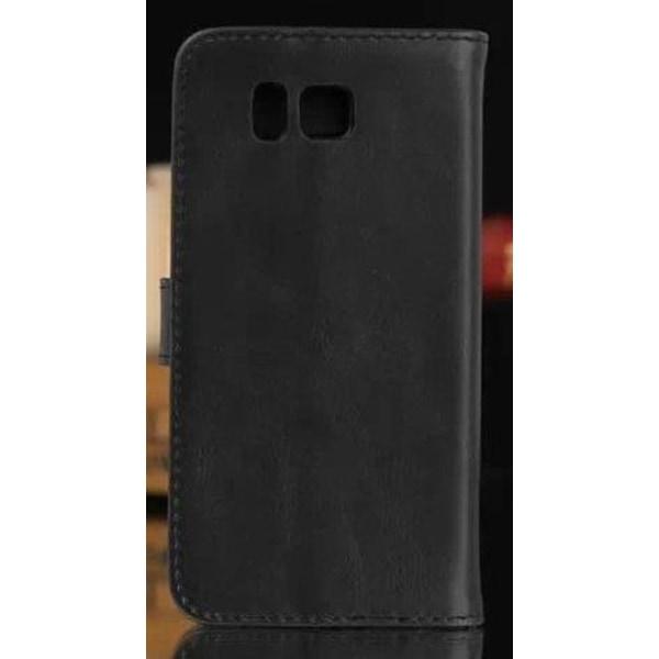 Samsung Galaxy Alpha Plånboksfodral / Fodral Svart