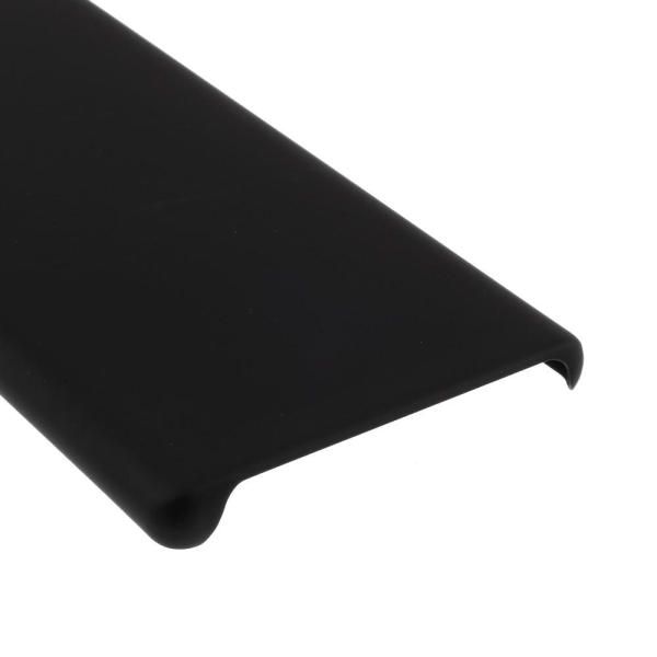 Samsung Galaxy Note 20 Rubberized HårdPlast Skal - Svart Svart