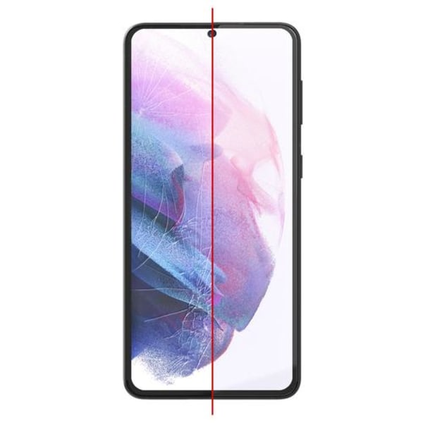 ZAGG InvisibleShield  Samsung Galaxy S21 Ultra Glass Fusion+ D30 Transparent