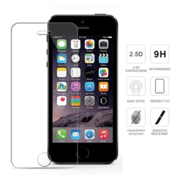 iPhone 5 / 5s / SE Skärmskydd i Härdat Glas - 9H - STARK SKYDD