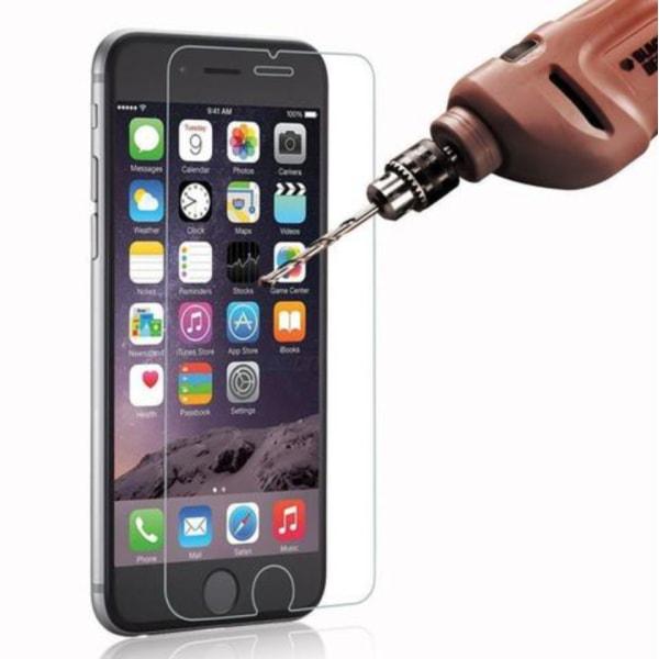 iPhone 7 PLUS+ Skärmskydd i Härdat Glas Glas Skydd 2 PACK