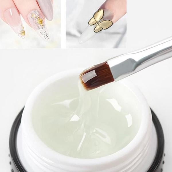 10 ML Nail Art Lim Gel Super Adhesive For Rhinestone Foil Stic