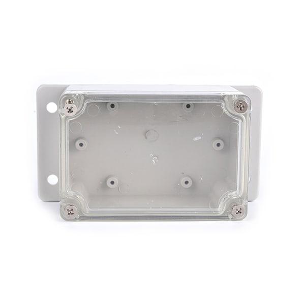 100 * 68 * 50mm vattentät plast elektronisk projekt täcklåda enc