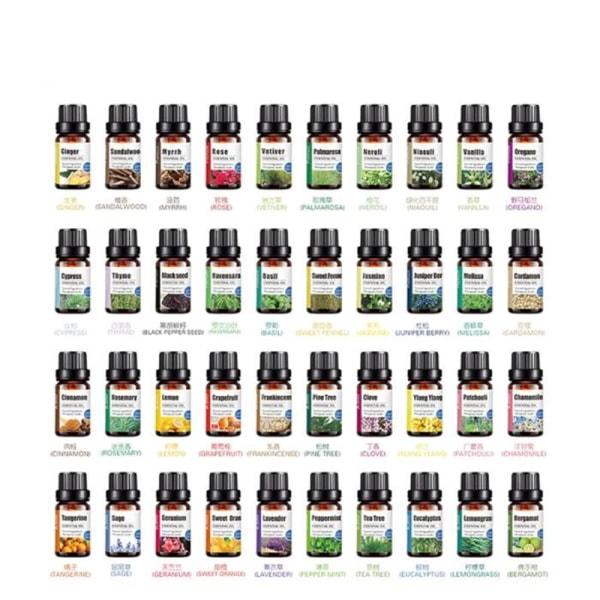 10 ml lavendel rena eteriska oljor för aromatisk aromaterapi reli