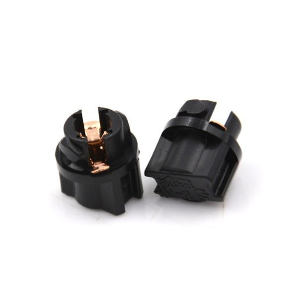 10st T5 Socket Twist Lock Instrument Panel Cluster Plug Dash L