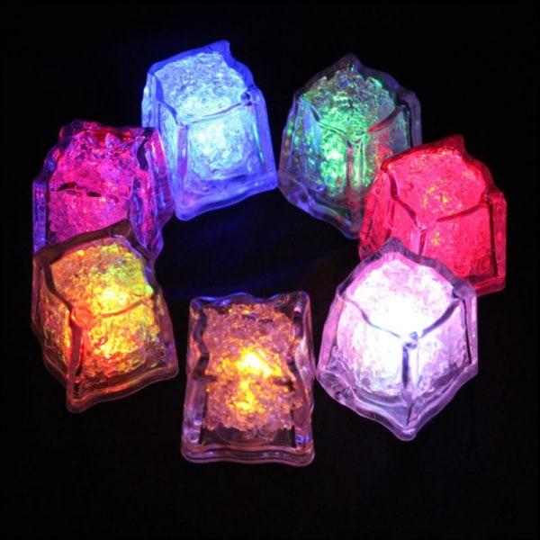 12st LED-isbitar Glödande Party Ball Flash Light Luminous Neo