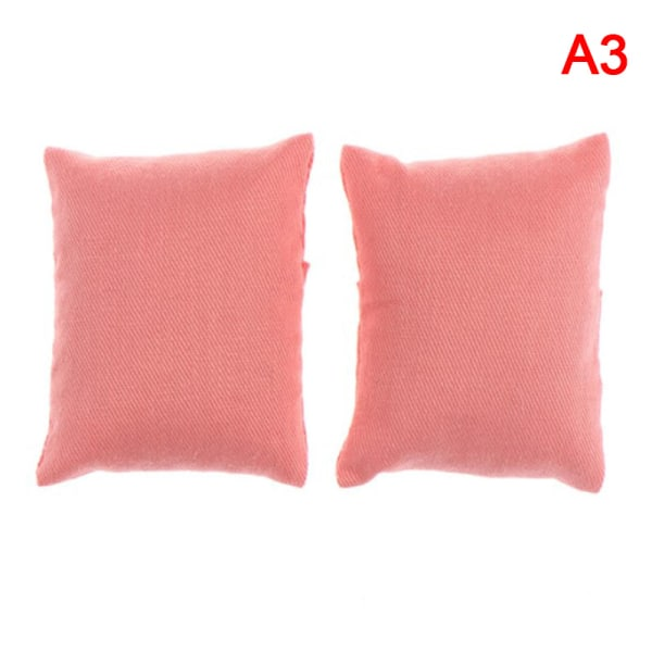 1PC Cute Flower Pillow Cushions For Sofa Couch Bed For For Doll A3