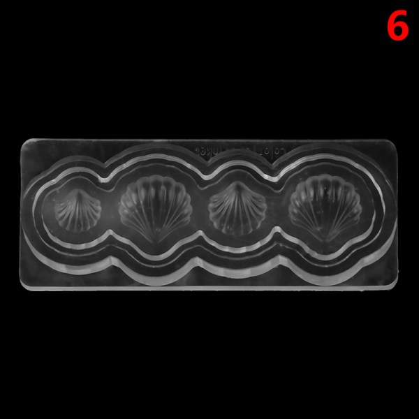 1Pcs 3D Nail Art Silicone Mold Stamper Carving DIY Template Man 6