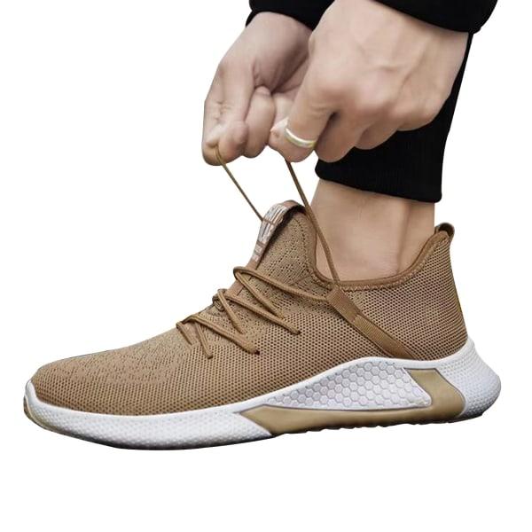 2021 Nya billiga män Harajuku Lazy Shoes andningsbara herrskor