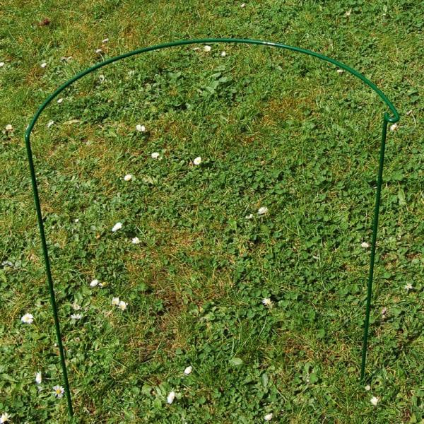 2st Klättringsväxt Stödbur Trädgårdsblommor Stativringar Tom