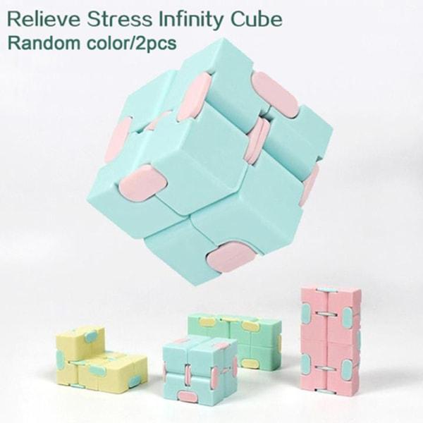 2st Infinity Cube Magic Square Infinite Flip Decompression Cube