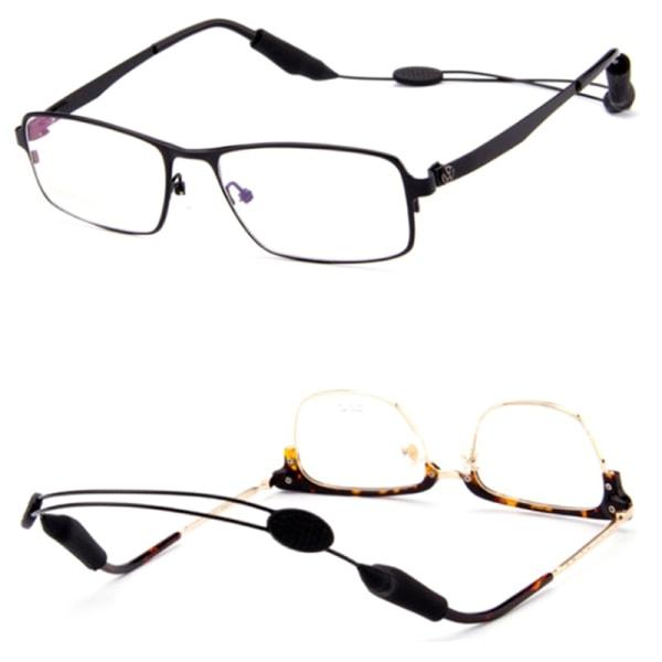 2x glasögon band hals sladd sport glasögon band solglasögon rop A