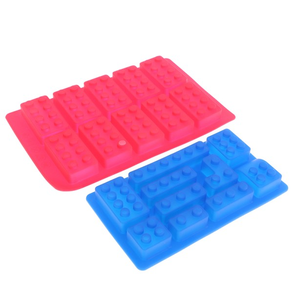 3D Machines Chocolate Silicone mold Ice Baking Clay Soap Candle E