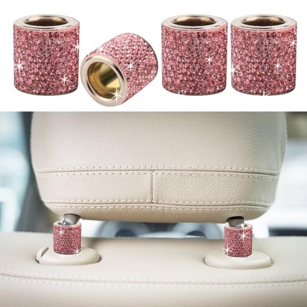 4-pack nackstödkrage i bilen £ ¬ nackstödkrage i bilen ringar dekor b