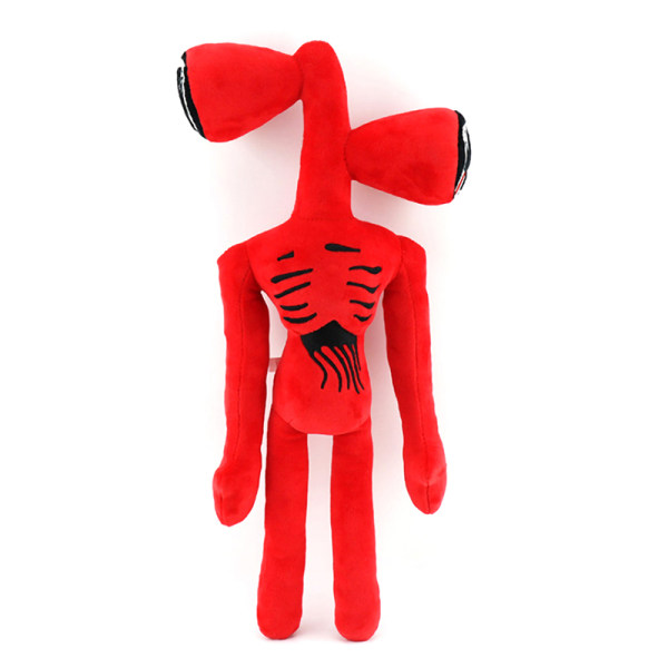 40cm Siren Head Plush Toy Sirenhead Stuffed Doll Horror Charact Red